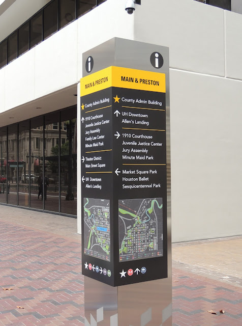 Location: Main Street at Preston - Directions to various Downtown destinations with map