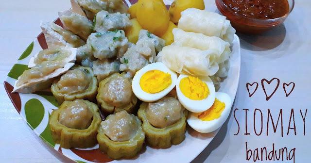 Siomay Bandung, Makanan Khas Jawa Barat Yang Terkenal