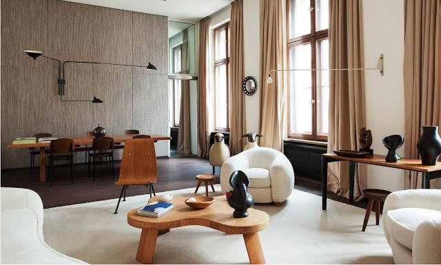 Design und Kunst Hand in Hand in dieser Berliner Einrichtung