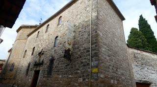 Convento de San Miguel y Oratorio de San Juan de la Cruz.