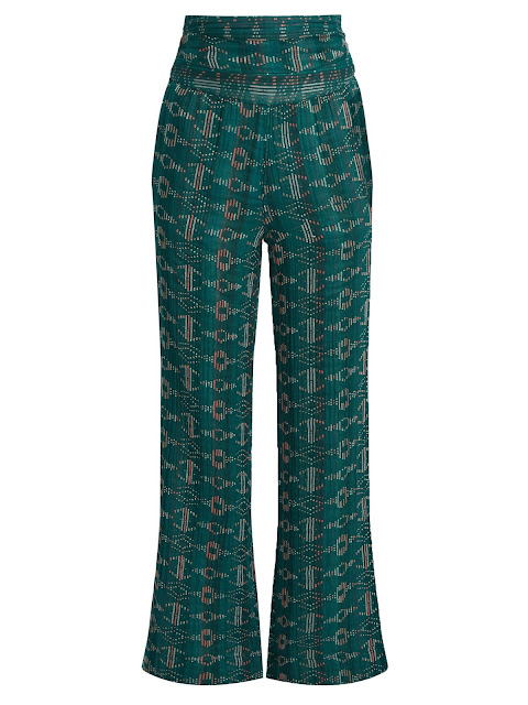 Ace & Jig Dancin' Pants in Emerald
