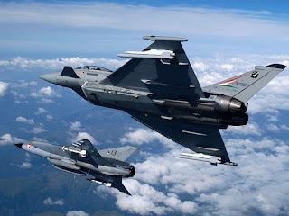 Sistema di identificazione a bordo dei Typhoon italiani