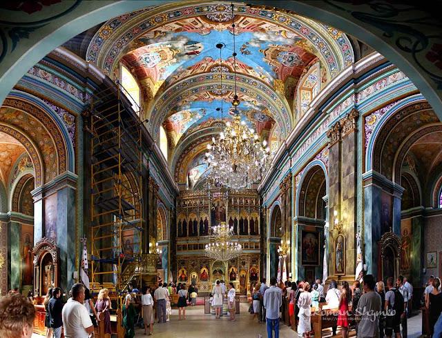 Igreja greco-católica da Santíssima Ressurreição, Ivano-Frankivsk, Ucrânia. Os católicos estão em constante aumento e Moscou quer abafá-los.