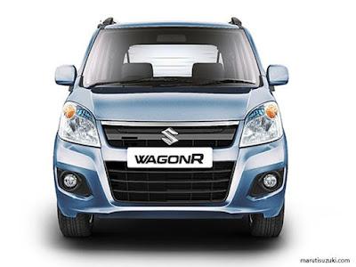 Maruti Suzuki WagonR front view picture