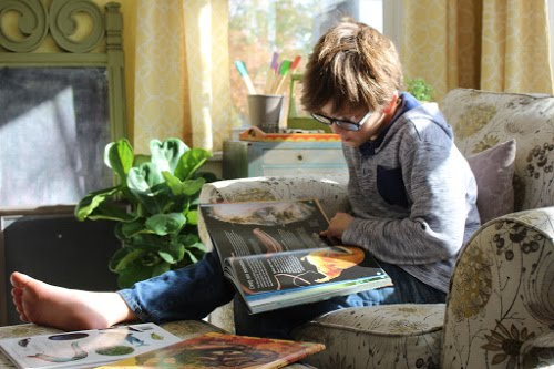 6 Mom-tips for the Monotony of Mid-Winter Homeschooling