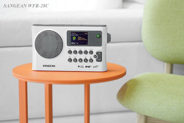Обзор интернет радиоприемника Sangean WFR-28C и самое полное описание с видео