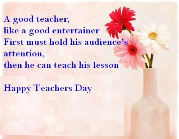 Teachers Day Wishes Images