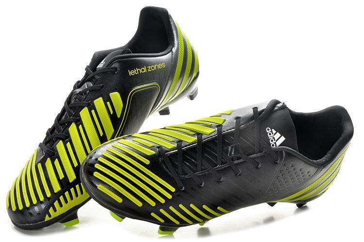 hot sale online 41406 243de ... order adidas predator lz trx fg cleats black green grey 94df9 d2d8f