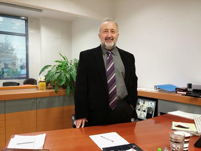 Τοποθέτηση του Τάσσου Τζανή στο ΠεΣυ Πελοποννήσου για την Προγραμματική Σύμβαση της Περιφέρειας Πελοποννήσου  & του  ΦΟΣΔΑ