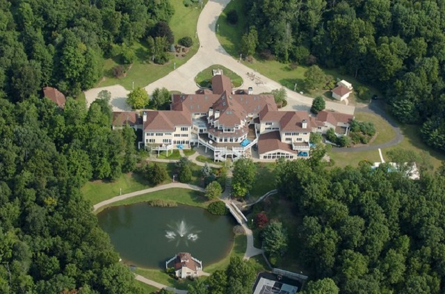 50 Cent – Home Cost: $4 Million
