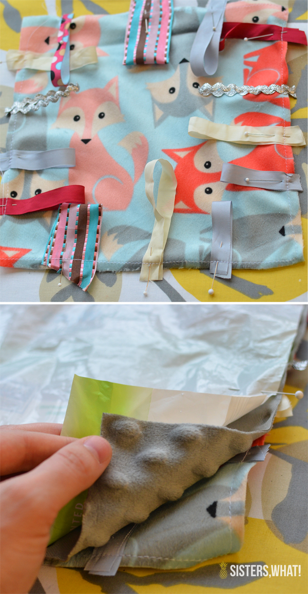 diy homemade baby toy