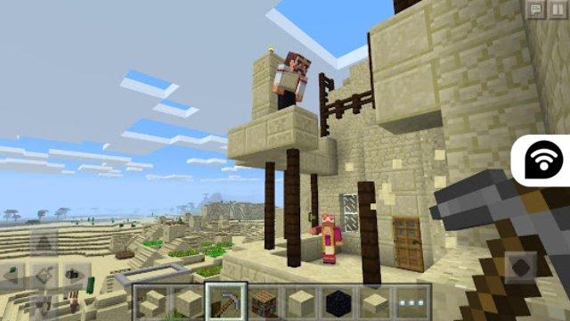 Minecraft Game petualangan android