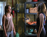 Caroline Dhavernas and Abigail Winter in Mary Kills People (3)