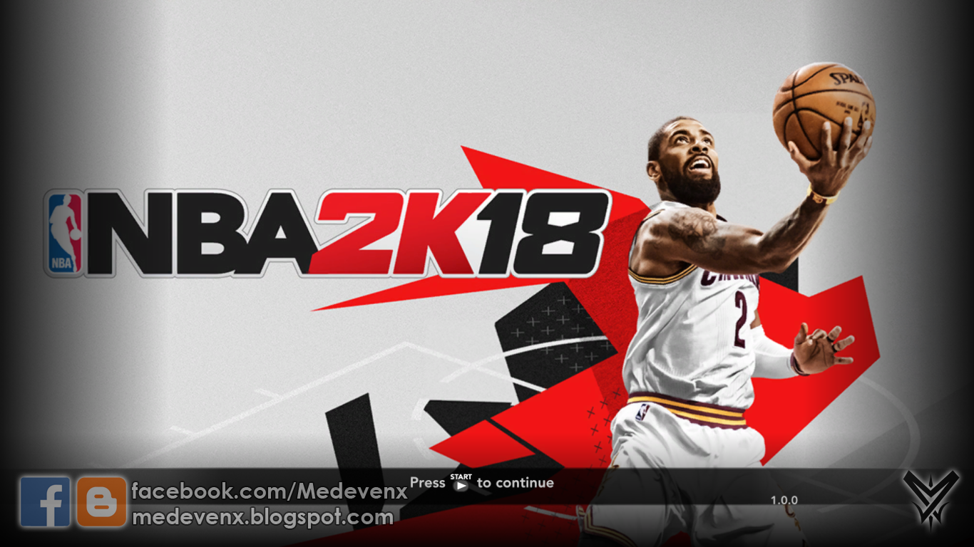 6da38323c98 NBA 2K18 Title Screens for NBA 2K14