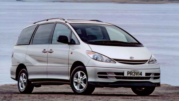 List of Toyota Previa Types Price List Philippines