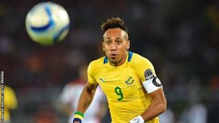 Aubameyang's Father Named Co-Coach Of Gabon
