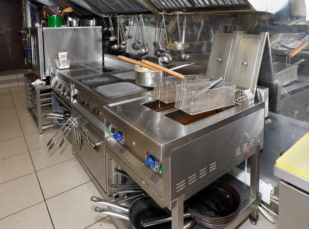 Fast fix llc offering exceptional restaurant equipment for Equipement cafe