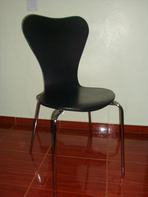Projeto 52 Objetos | Objeto 21 (Cadeira Formiga)