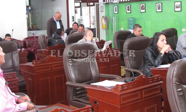 Concejo de Facatativá renovó subsidios y aportes en tarifas de acueducto, alcantarillado y aseo