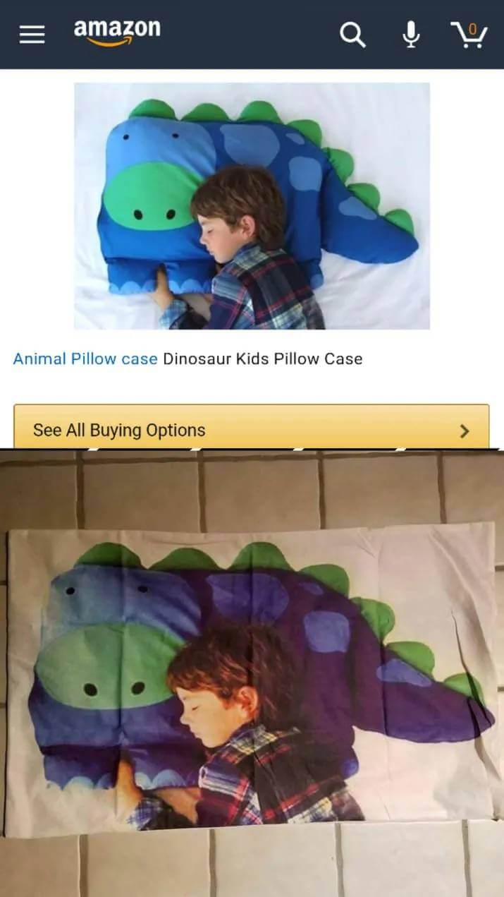 17 Funny Pictures Of Online Shopping Show The Difference Between Expectations And Reality
