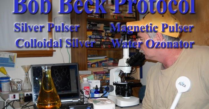 Beinki S Own Colloidal Silver Bob Beck Protocol