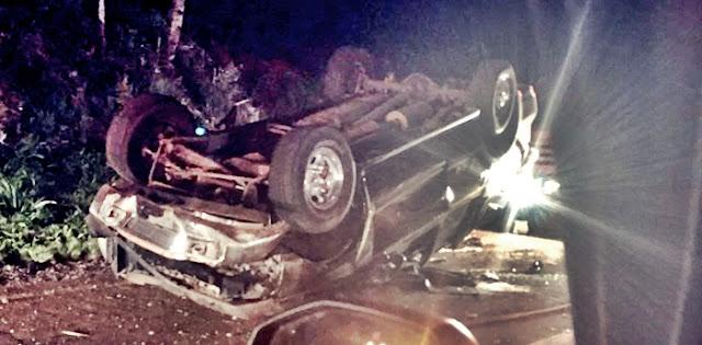 Manoel Ribas: Mais um jovem perde a vida em acidente de trânsito