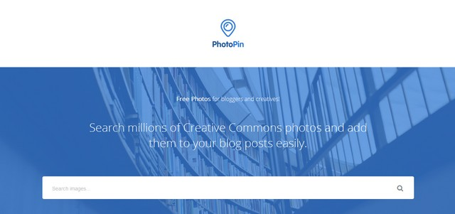 Photo-Pin Download millions of free open-source images and use them in any project without copyright problems Random