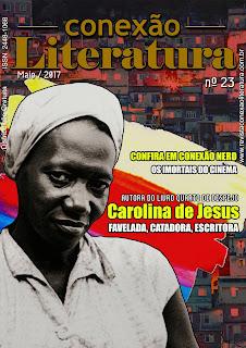 RAPIDINHAS: Está no ar a edição nº 23 da revista Conexão Literatura!