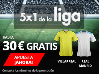 suertia promocion Villarreal vs Real Madrid 19 mayo