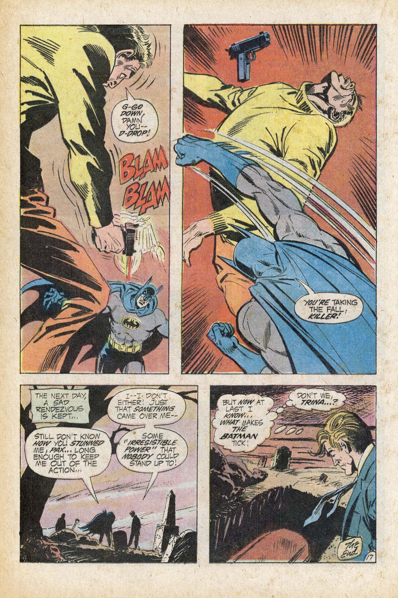 Detective Comics (1937) 417 Page 21