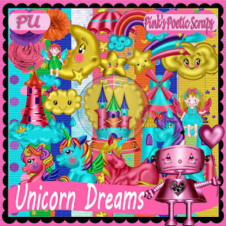 Unicorn Dreams BT