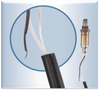 Kabel Oxygen sensor rusak