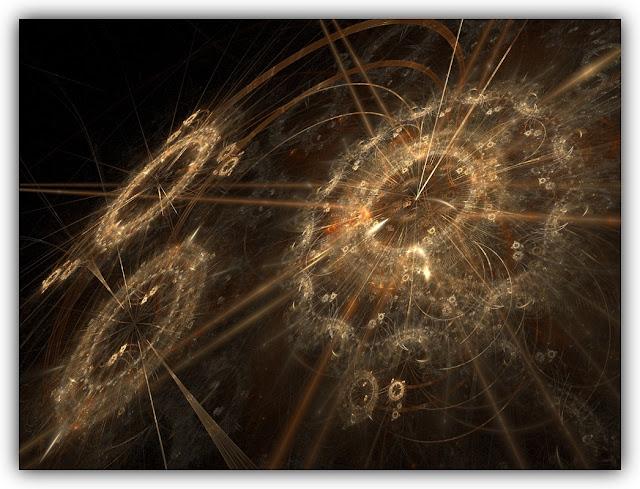 Clockwork Universe Fractal
