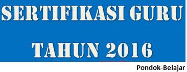 calon peserta sertifikasi