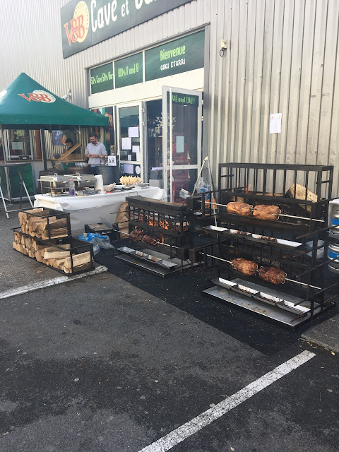 Stand Barbecue Box chez V&B Bayonne
