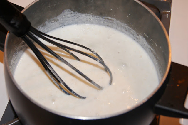 Cooking Grits with a Whisk Image
