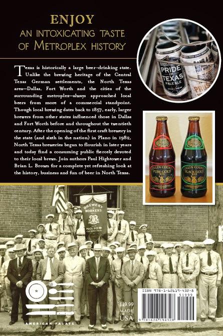 Beer in Big D: North Texas Beer (the book)