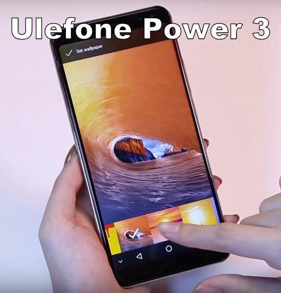 Contest win a iphone X !: Ulefone Power 3 baterie de 6080