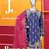 Junaid Jamshed Winter Women Formals 2018
