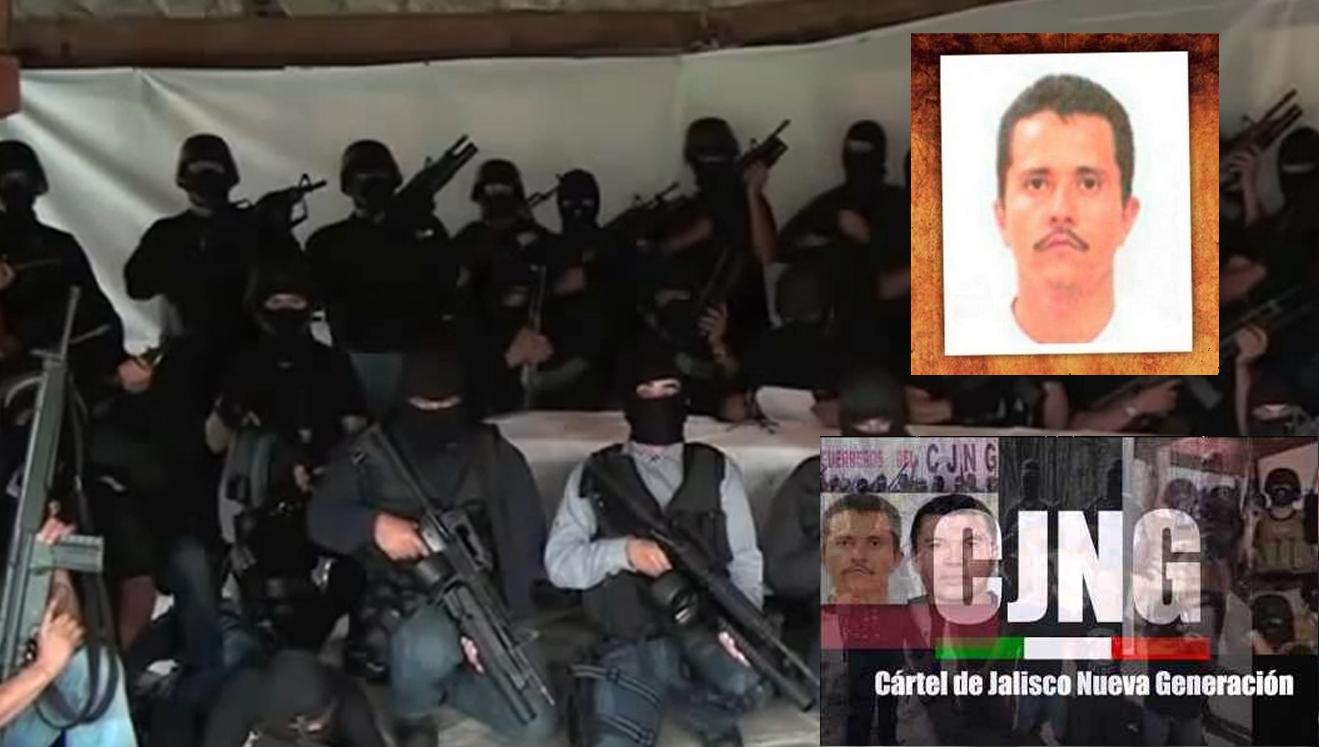 El Cártel Jalisco Nueva Generación surgió en el año 2010, desde ese momento, no ha parado de adquirir fuerza.