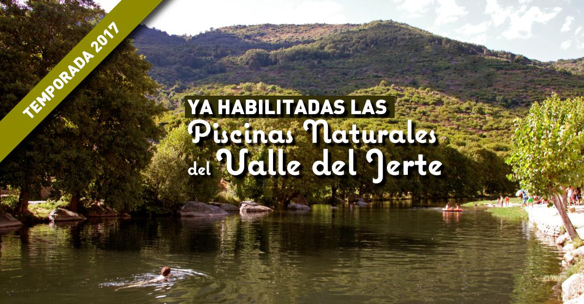 Valle del jerte valle cereza habilitadas las piscinas for Oficina de turismo valle del jerte
