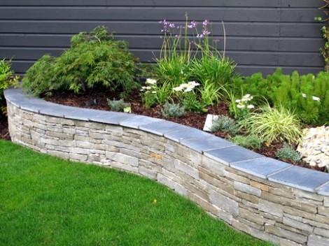 Raised Garden Beds Brick Pavers