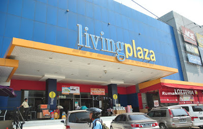 mal living plaza cinere