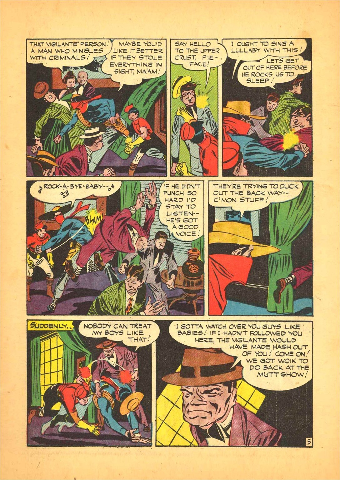 Read online Action Comics (1938) comic -  Issue #68 - 20