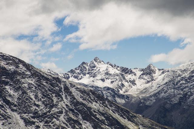 Plattenspitze – Punta delle Laste 3.422m  Bergtour-Martelltal  Wanderung-Martell  Wandern-Südtirol 09