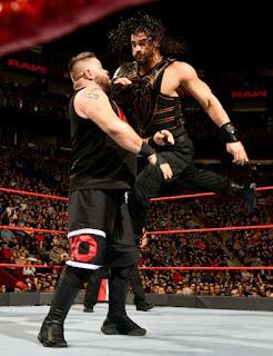 WWE Raw 30.04.2018