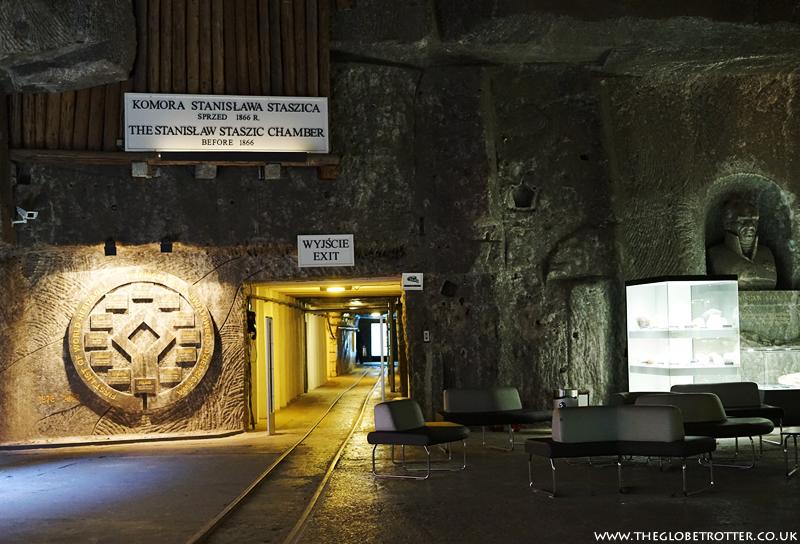 Wieliczka Salt Mine - Stanislaw Staszic Chamber