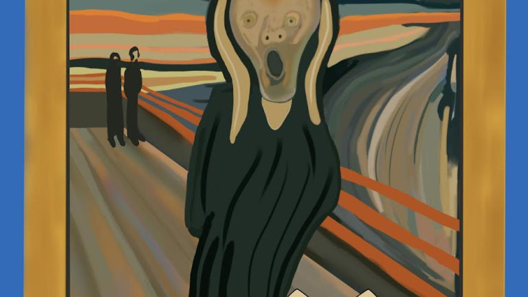 The Scream of Keratoconus