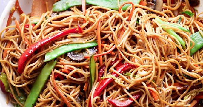 Chow Mein | Chow Mein Recipe