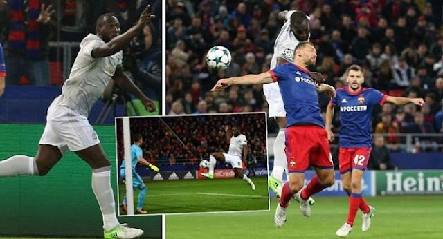 CSKA Moscow 1-4 Manchester United Highlights (Lukaku and Martial masterclass helps united to routine win)